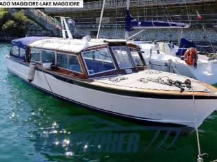 Custom Cantiere Vidoli Taxi boat