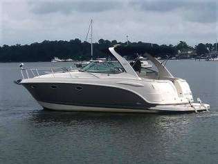Chaparral Boats Signature 350