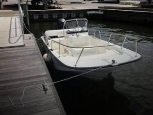 Boston Whaler Montauk 17/CC