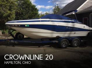Crownline Eclipse E1 EC 20