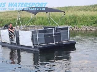 Pontonboot/Terrasboot 600