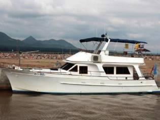 Kha Shing Motor Yacht Custom Made 52