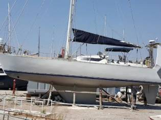 Custom-Craft Friderich Mund 45 Deck Saloon  Alumin