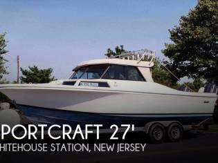 Sportcraft 270 Sea Eagle