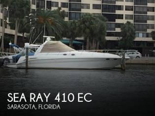 Sea Ray 410 EC