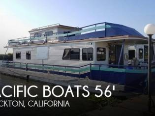 Pacific Boats 56 Houseboat