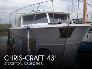 Chris-Craft Corinthian 43