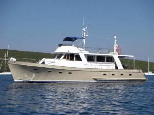 Ocean Alexander 63 - Trawler