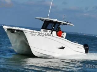 WORLD CAT 280 CC-X