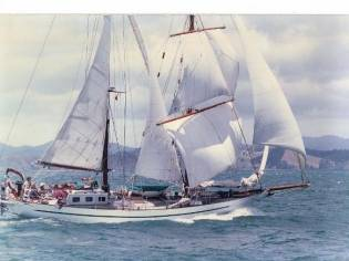 Lubbe Voss Classic Schooner/Brigantine