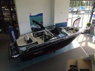Monterey  218 SS Bowrider