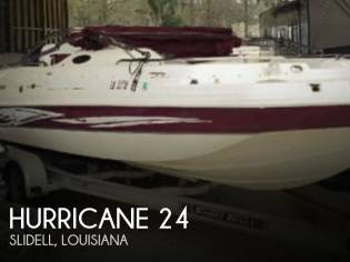 Hurricane Fundeck 232 GS