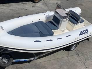 Joker Boat Clubman 19'