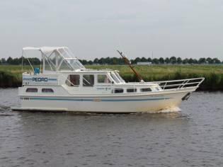 Pedro-Boat Pedro 34