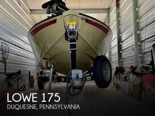 Lowe 175S Fishing Machine