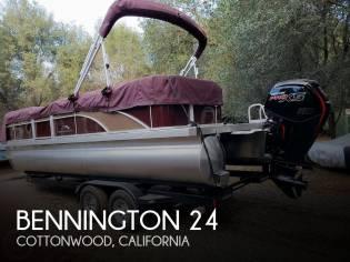 Bennington 24 SL