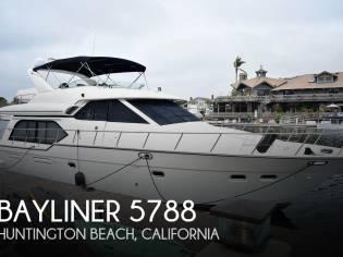 Bayliner 5788 Pilot-House Motoryacht