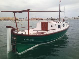 Menorquin LLaüt 36 Cabinado