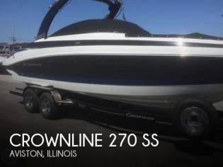 Crownline 275 SS