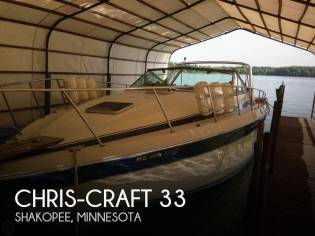 Chris-Craft Commander 332