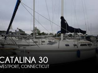 Catalina C 30 Tall Rig