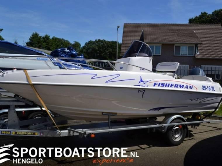 Fibrafort 190 Style Fisherman