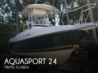 Aquasport 225 Osprey CC