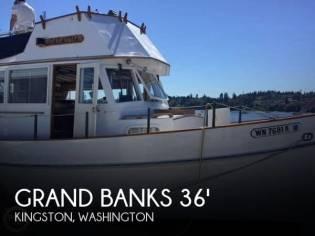 Grand Banks 36 Classic