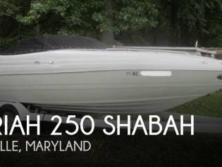 Mariah 250 Shabah