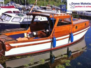 Converted Rescue boat 8.50
