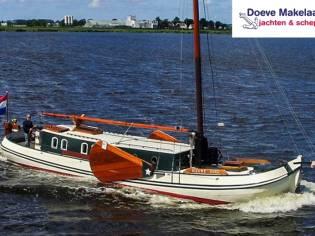 Dutch Barge Tjalk 14.80
