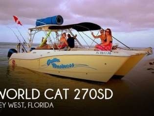 World Cat 270SD