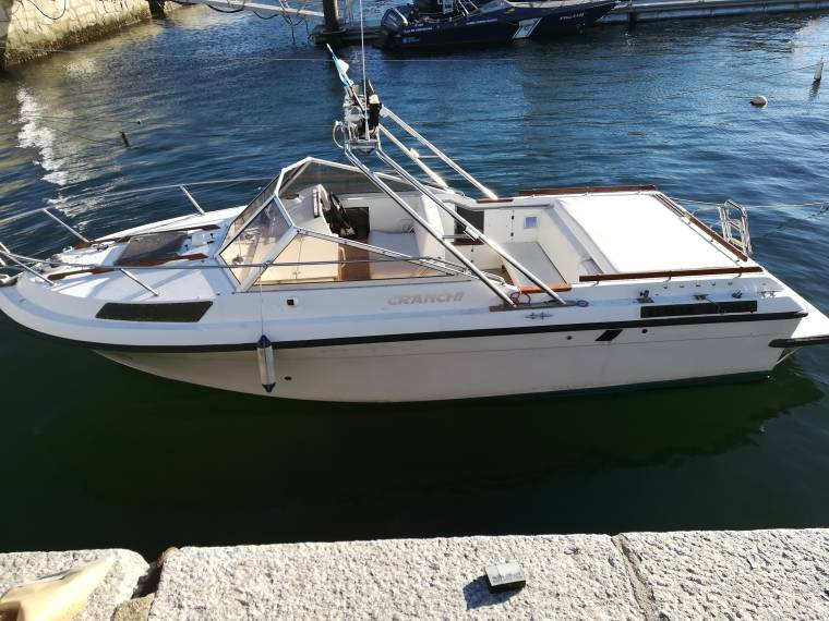 Cranchi clipper 224