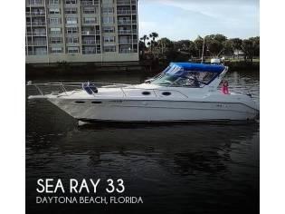 Sea Ray 33