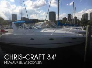 Chris-Craft Crowne 322