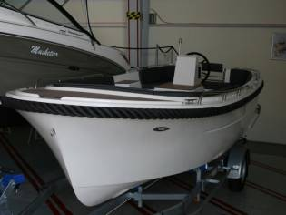 Primeur 600 Tender inkl. Trailer DIESEL Motorboot