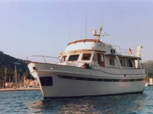 Cheoy Lee 66 LRC Long Range Motoryacht