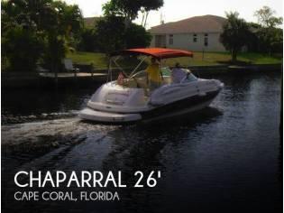 Chaparral Sunesta 254