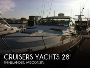 Cruisers Yachts 286 Fista Vee