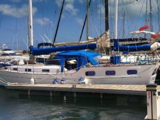 Tyler Victory 40 Ketch