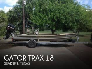 Gator Trax 17x62 Hunt Deck BIG WATER EDITION