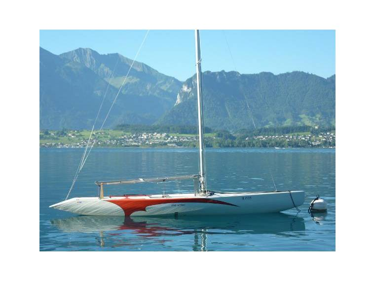 Wilke 5,5m IC R-Yacht