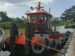 REMOLCADOR DE 700HP MARITIMO Y FLUVIAL