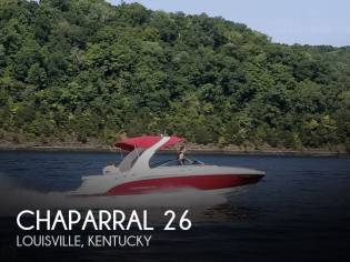 Chaparral 256 SSX
