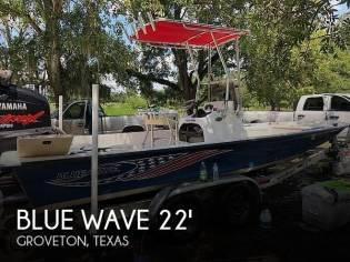 Blue Wave 220 Super Tunnel