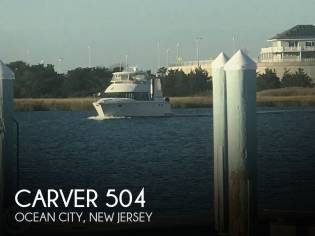 Carver 504 Cockpit Motor Yacht