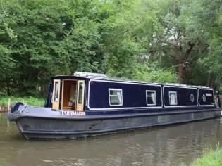 Sea Otter 51' Narrowboat