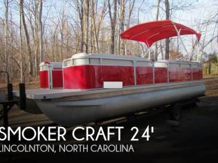 Smoker Craft 824 Sunsport Cruise