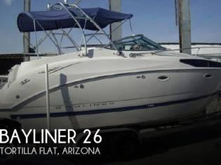 Bayliner 265