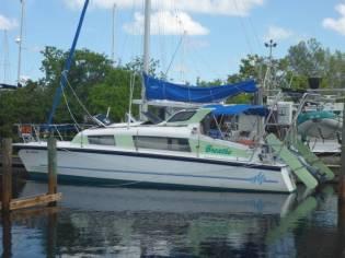 PCI 30 Gemini Catamaran